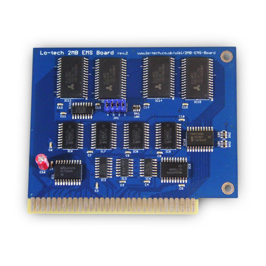 Lo-tech EMS 2 MB