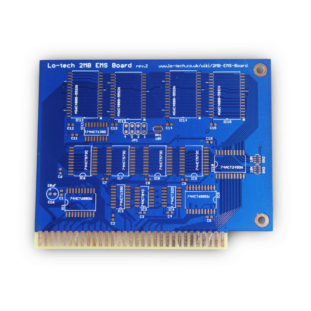 Lo-tech EMS 2 MB (PCB Only)