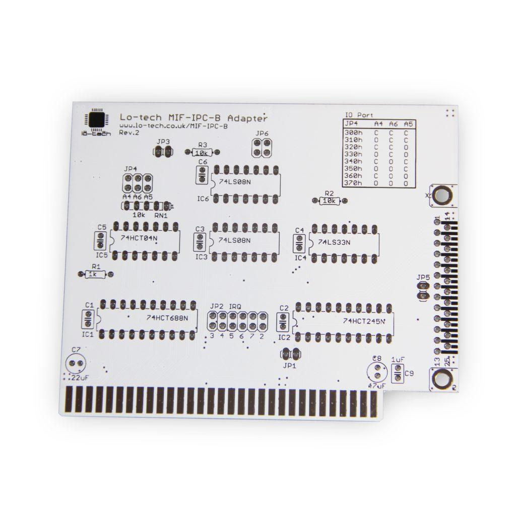 Lo-tech MIF IPC B (PCB Only)